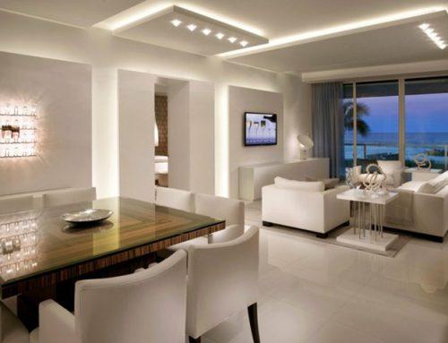 Beneficios, usos domésticos y públicos de bombillas LED
